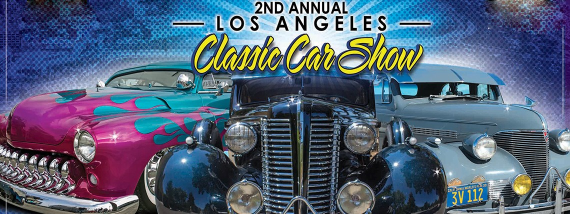 2nd Annual Los Angeles Classic Car Show